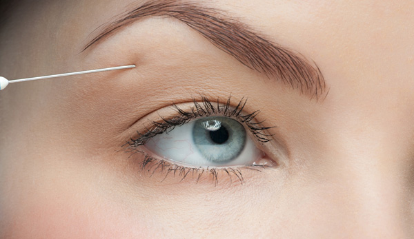 Eyebrow Shaping / Lifting Treatment