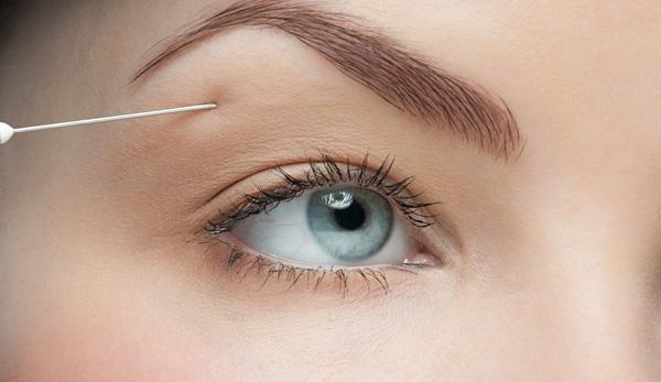 Eyebrow Shaping / Lifting Treatment